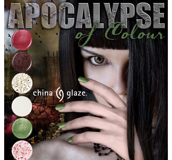 China Glaze Apocalypse of Colour
