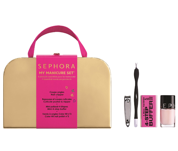 Nail Art kit Sephora