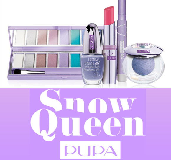 Pupa Snow Queen