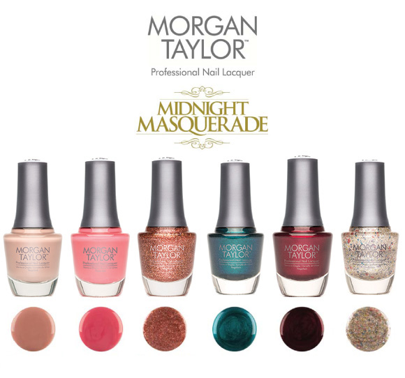 morgan taylor smalti  Morgan Taylor Midnight Masquerade: invito al ballo