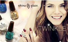 China Glaze Twinkle collection
