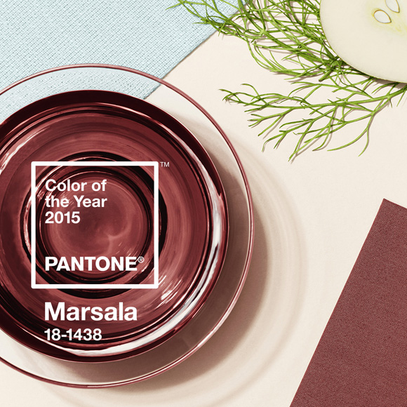 Marsala Pantone Color Of the Year 2015
