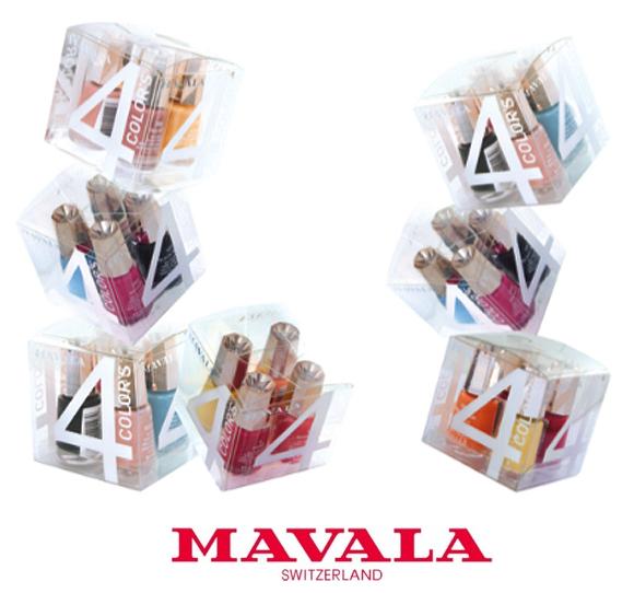 Mavala Cube4Color