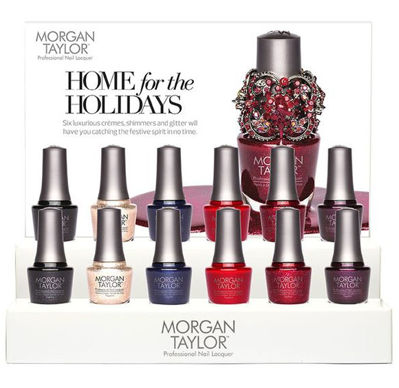 Morgan Taylor Home for the Holidays