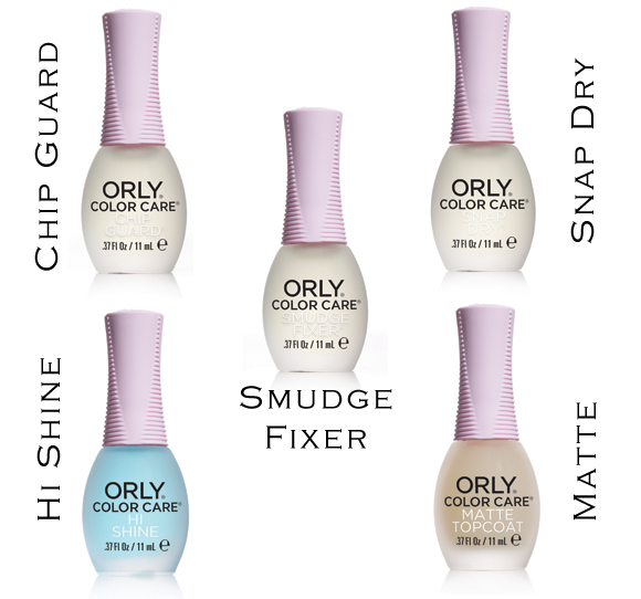 Orly Color Care