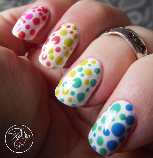 Nail Art di Primavera