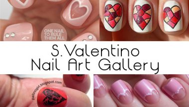 Gallery: San Valentino Nail Art Ideas