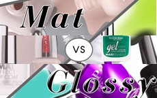 Mat vs Glossy