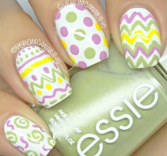 Nail Art di Pasqua