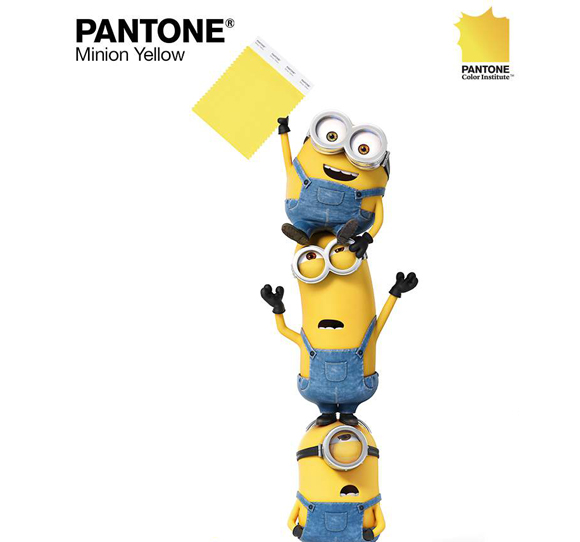 Minion Yellow