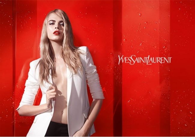 Splash Collection di Yves Saint Laurent