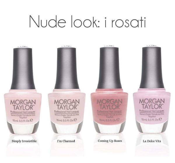 morgan taylor smalti  Morgan Taylor: sfumature di nude look