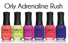 ORLY Adrenaline Rush
