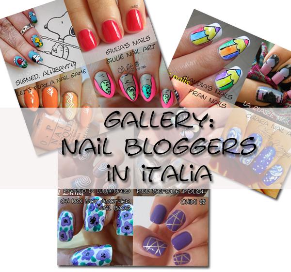 Nail Bloggers In Italia