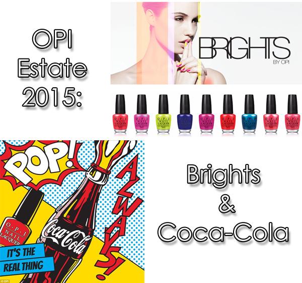 Collezioni OPI estate 2015
