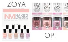Zoya Naked Manicure ed OPI Nail Envy