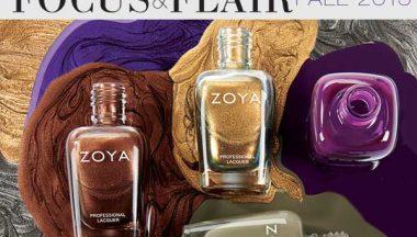 Anteprime d'autunno: Zoya Focus e Flair
