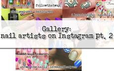 artists on Instagram
