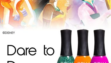 Principesse Disney con ORLY color blast: Dare to Dream