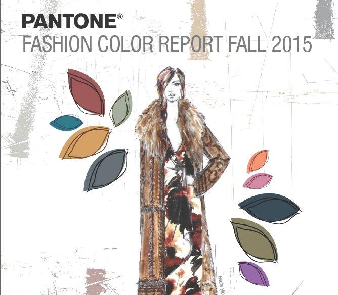 Pantone Fall 2015