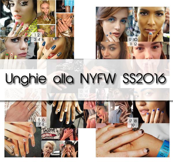 NYFW SS2016