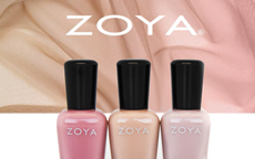 Zoya Nude look