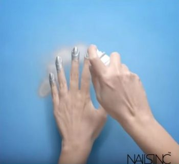 Spray On Nail Polish