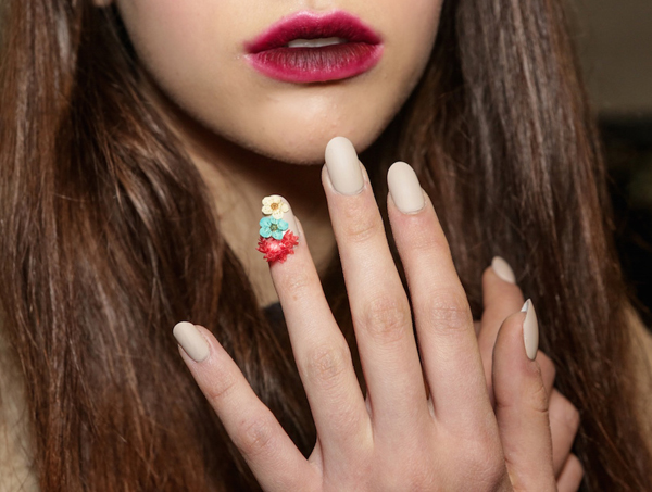 manicure più originali dalla Fashion Week
