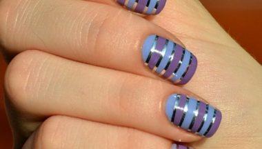 Taping Nail Art: Idee e consigli per realizzare la nail art con gli scotch