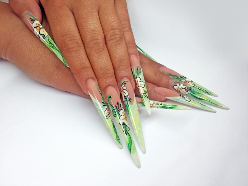 abbastanza Ceramik Nails System: la rivoluzione della ricostruzione unghie QI59