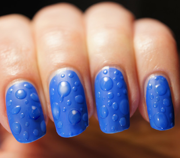 Water drops (c) Pow Nails