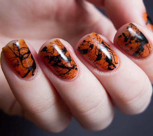 (c) Chalkboard Nails