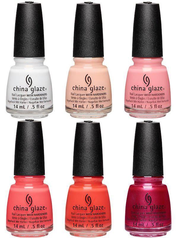 Collezioni smalti Natale 2016: China Glaze, Essie, Opi, Orly, Zoya