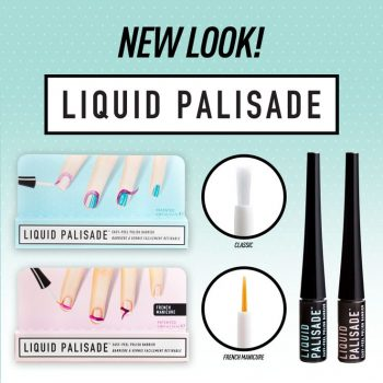 New Look per i Liquid Palisade