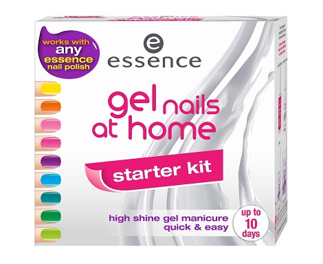 essence gel nails at home starter kits 2014