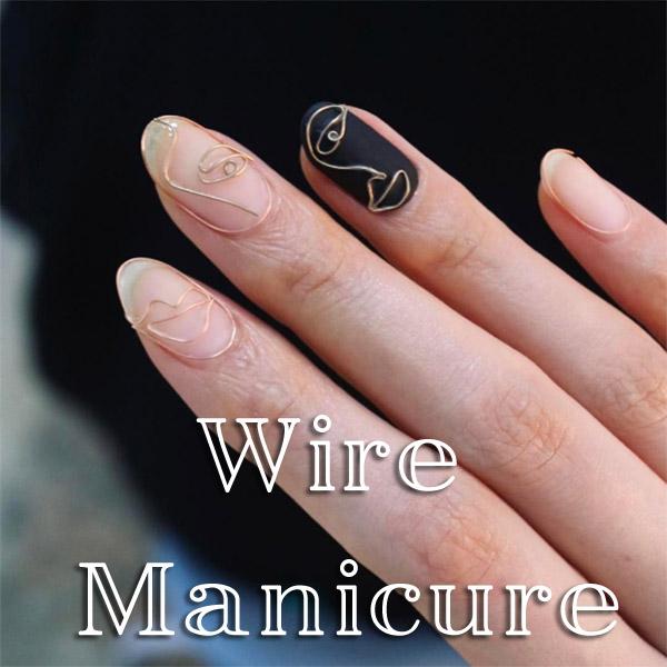 wire manicure