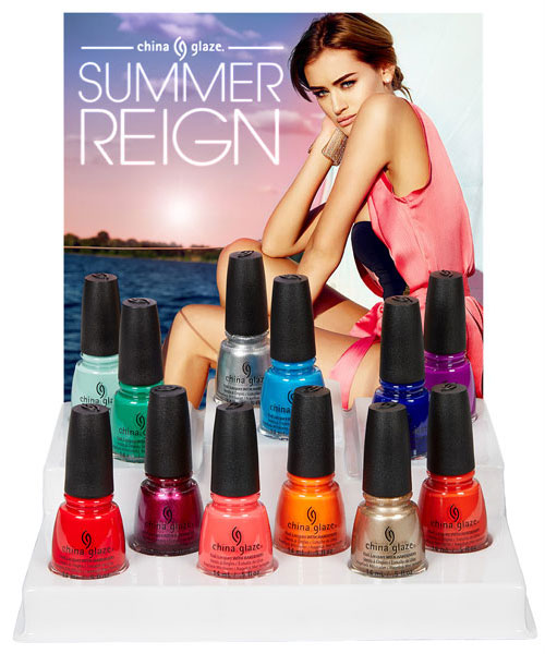 CHINA-GLAZE_SUMMER-REIGN-COLLECTION-2017_Display