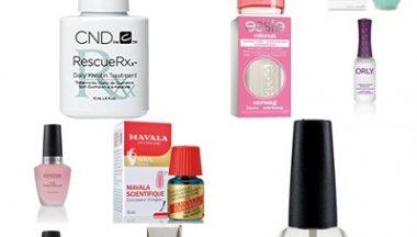 Rinforzanti unghie: quali scegliere per curare le unghie fragili