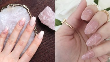 Quartz nails: vi proponiamo 5 facili tutorial per realizzarle