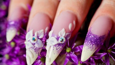 5 tutorial di nail art 3D