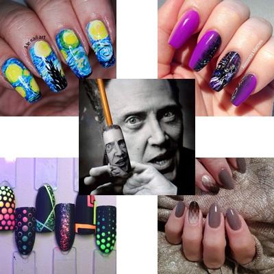 nail artist italiani